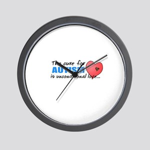 The Cure for Autism is Wall Clock