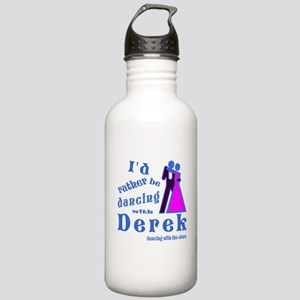 Dancing With Derek Stainless Water Bottle 1.0L