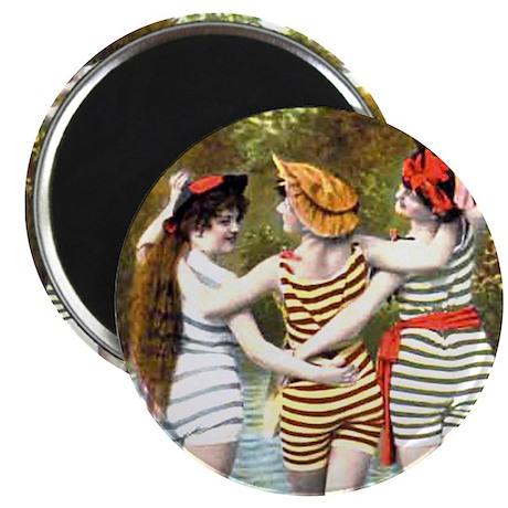 """Bathing Beauties #1 2.25"""" Magnet (100 pack)"""