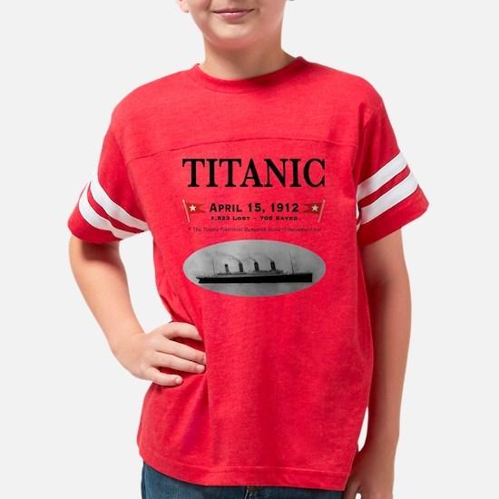 TG2 GhostTransBlack12x12USE T Youth Football Shirt