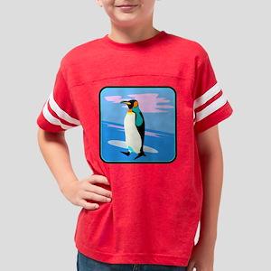 cute-penguin_landscape Youth Football Shirt