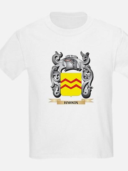 Harkin Coat of Arms - Family Crest T-Shirt