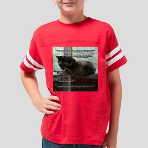 Sept_CalamityJane_vert Youth Football Shirt