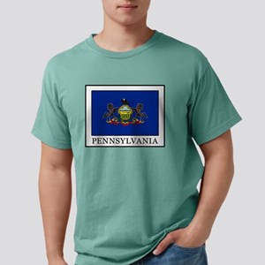 Pennsylvania Mens Comfort Colors Shirt