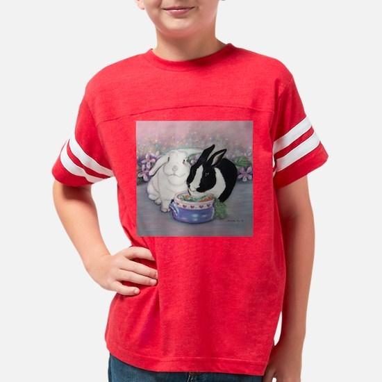 melodymozarttiles5_25x Youth Football Shirt