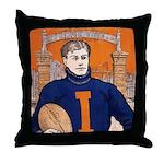 Illinois - 1906 Throw Pillow