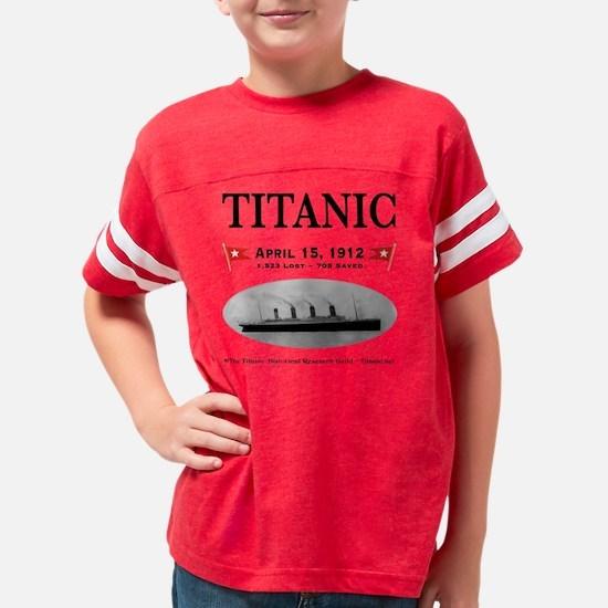 TG2Trans12x12-d Youth Football Shirt