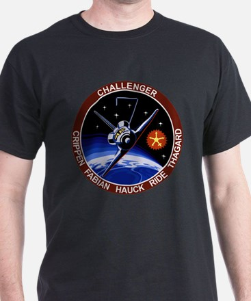STS 7 Challenger T-Shirt