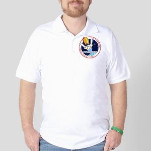 STS-8 Challenger Golf Shirt