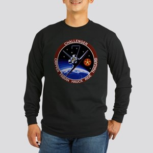 STS 7 Challenger Long Sleeve Dark T-Shirt