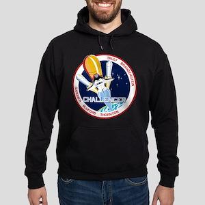 STS-8 Challenger Hoodie (dark)