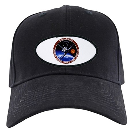 STS 7 Challenger Black Cap