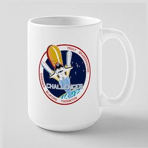 STS-8 Challenger Large Mug