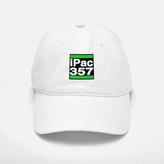 ipac 357 green Baseball Baseball Baseball Cap