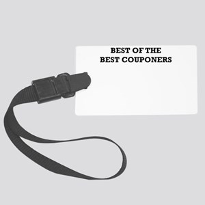 BEST OF THE BEAST COUPONERS Luggage Tag
