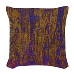 Grain Woven Throw Pillow