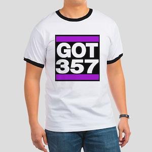 got 357 purple T-Shirt