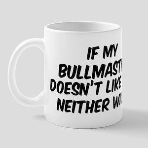 If my Bullmastiff Mug
