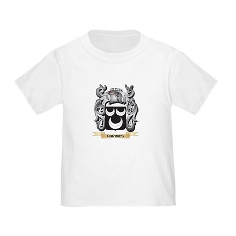 Harries Coat of Arms - Family Crest T-Shirt