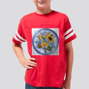 SummerBouquet-Round3 Youth Football Shirt