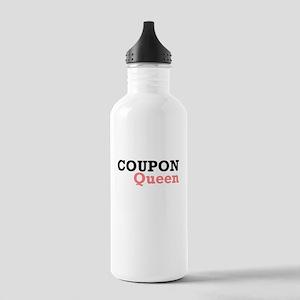 COUPON QUEEN2 Water Bottle