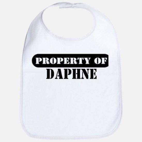 Property of Daphne Bib