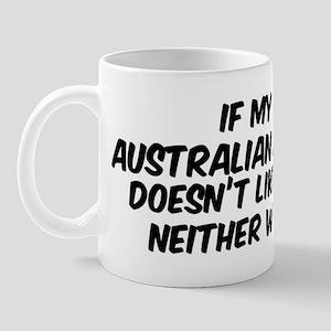 If my Australian Kelpie Mug