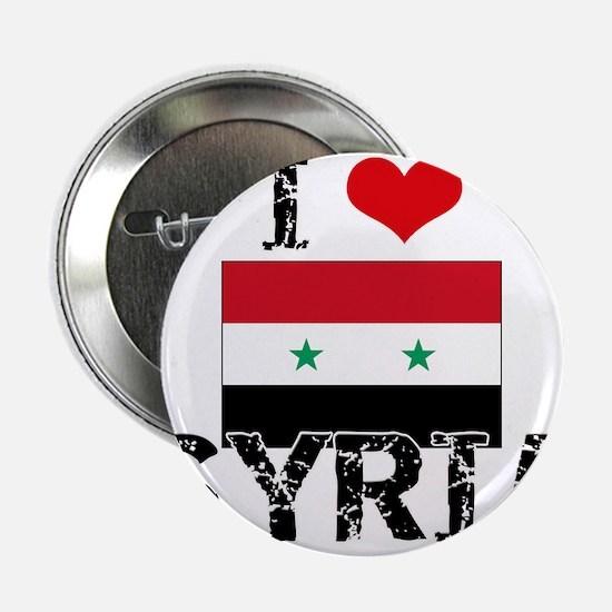 "I HEART SYRIA FLAG 2.25"" Button"