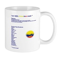 Colombian made Mug