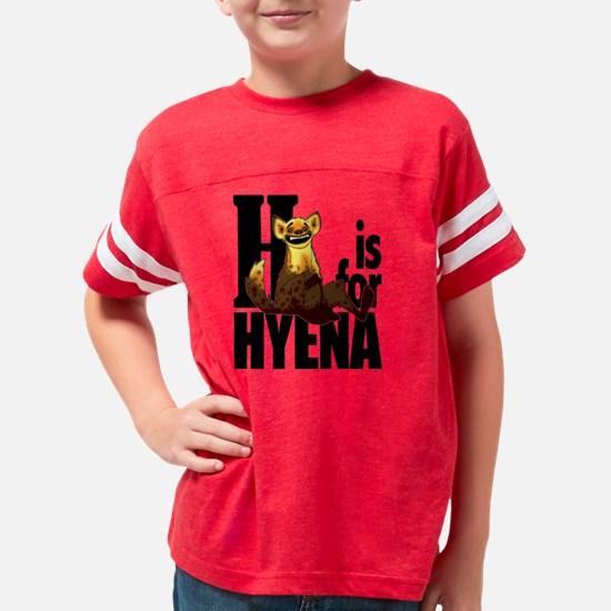 HisforHyena Youth Football Shirt