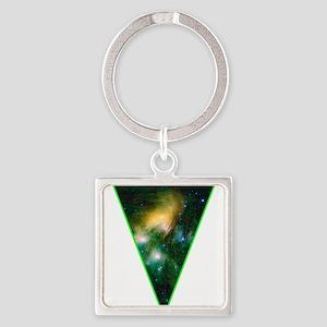Galaxy - Space - Stars - Universe - Cosmic Keychai