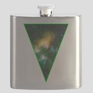 Galaxy - Space - Stars - Universe - Cosmic Flask