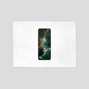Galaxy - Space - Stars - Universe - Cosmic 5'x7'Ar
