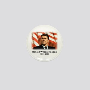 Ronald Reagan Rememberance Mini Button