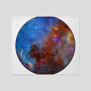 Galaxy - Space - Stars - Universe - Cosmic Throw B