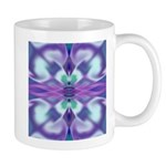 'Virtual Violets' Mug