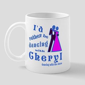 Dancing With Cheryl Mug