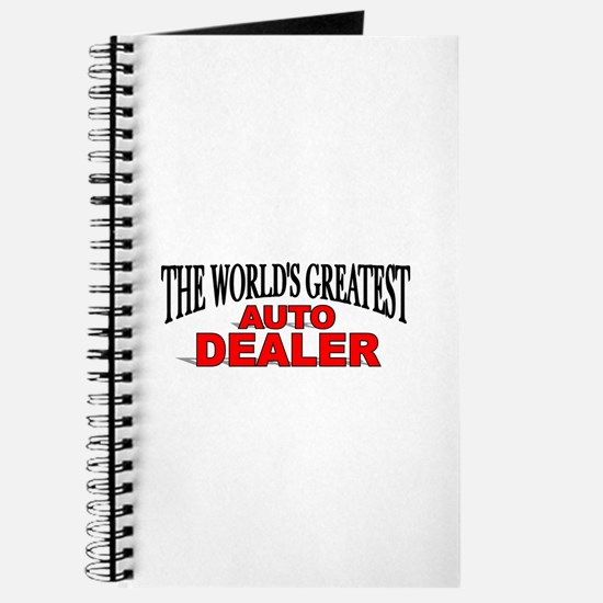 """The World's Greatest Auto Dealer"" Journal"