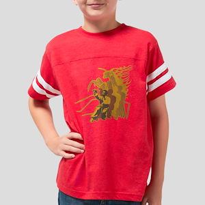 mantis Youth Football Shirt