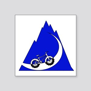 Fat Bike mountain Sticker