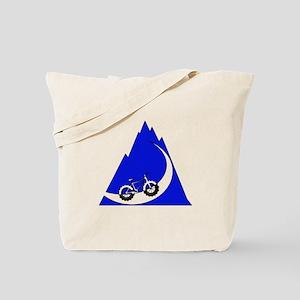 Fat Bike mountain Tote Bag