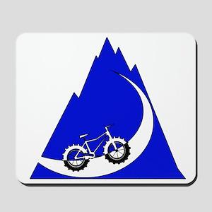 Fat Bike mountain Mousepad
