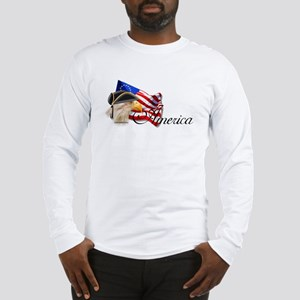 America 1 Long Sleeve T Shirt