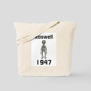 Rosweel 1947 Tote Bag