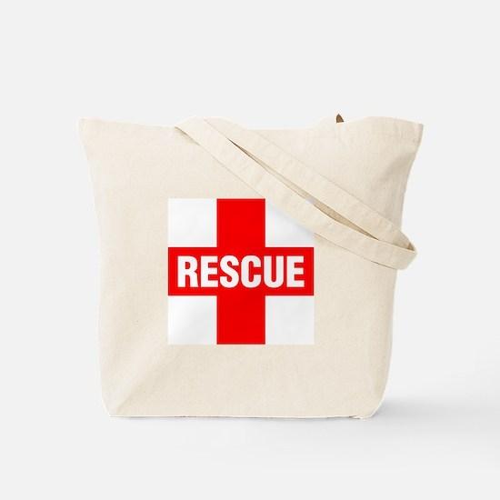 Canvas Search and Rescue Gear Tote