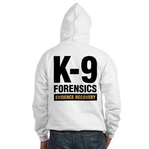 Professional K-9 Forensics Hooded Sweatshirt
