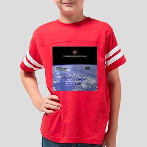 dice_odyssey_cd_disc Youth Football Shirt