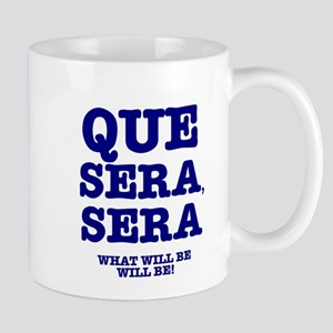 QUE SERA, SERA - WHAT W Stainless Steel Trave Mugs