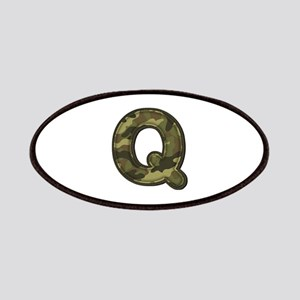 Q Army Patch