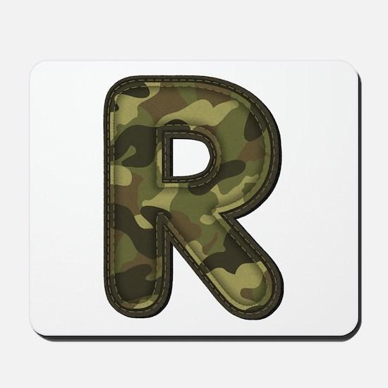 R Army Mousepad